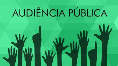 ALEXANDRE GUERREIRO: Convocação: Audiência Pública na ALMG