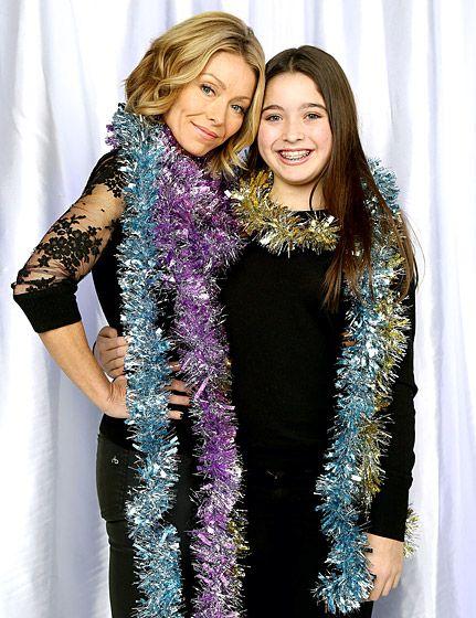 Kelly & Lola Jingle Ball 2013