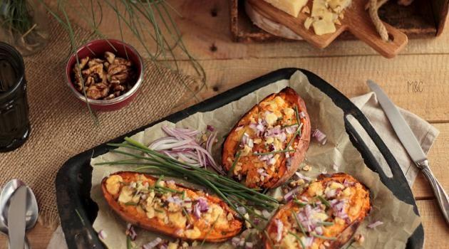 Patates Douces … ou Comment les Apprécier à leur Juste Valeur !