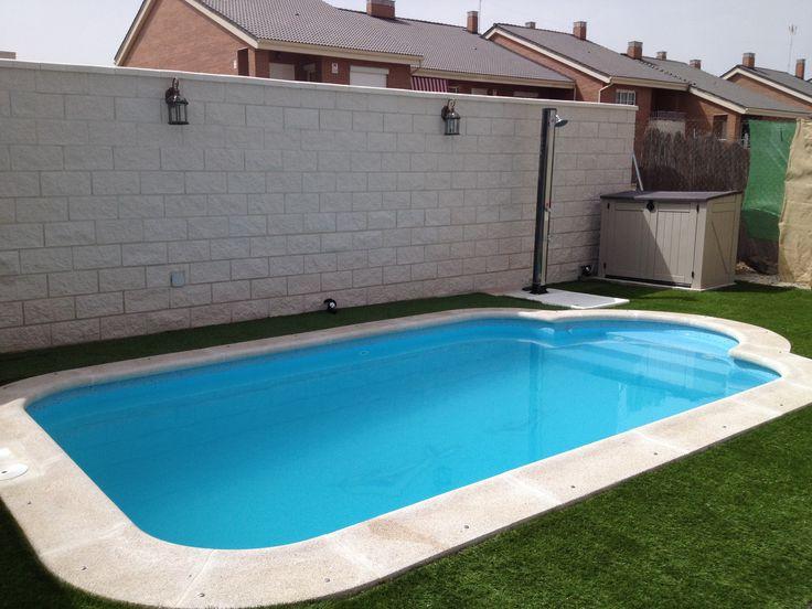 mejores 13 imágenes de piscina dtp: modelo sicilia en pinterest