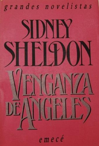Venganza de ángeles relata la vida turbulenta de una joven abogada, de gran belleza. La Mafia la utiliza en forma despiadada. La historia es sutil y compleja. Todos los ingredientes del crimen organizado aparecen expuestos al desnudo: las intrigas de la política y la justicia de Nueva York, la ambición y la violencia. En medio de ello esta mujer lucha obstinadamente por defender su integridad profesional y por salvar la vida de su hijo. Otro gran bestseller de Sidney Sheldon.