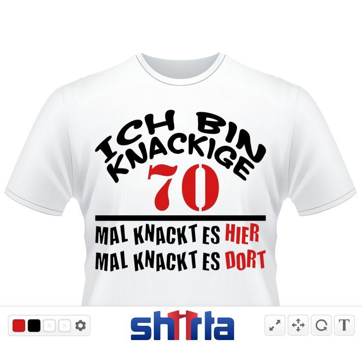 70 Geburtstag, Geburtstag, Geburtstag 70, 70 Birthday, Birthday 70,  Geburtstagsparty, · Shirt SprücheEinladung ...