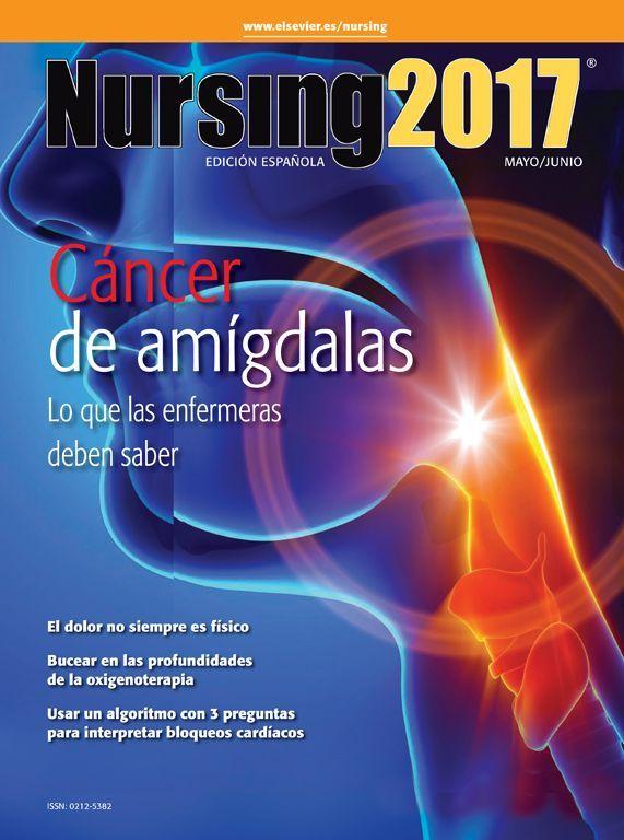 Nursing 2017, Vol. 34.Núm. 3. Mayo - Junio 2017.