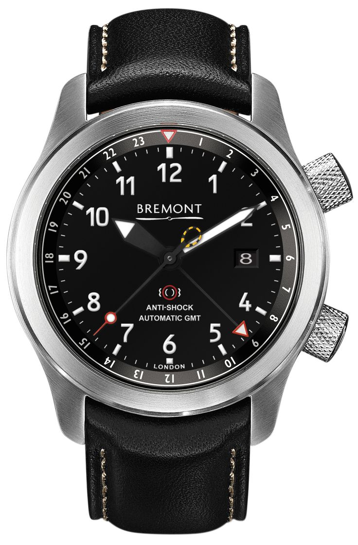 Bremont Watch Martin Baker MBIII GMT Orange