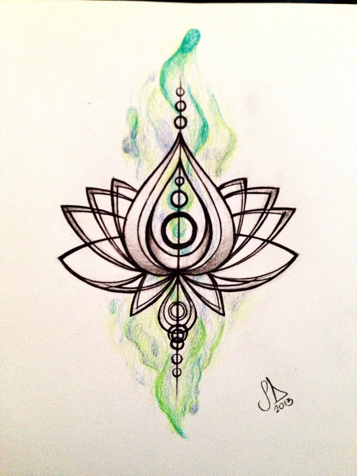 Lotus Flower Drawing Tumblr Traffic Club