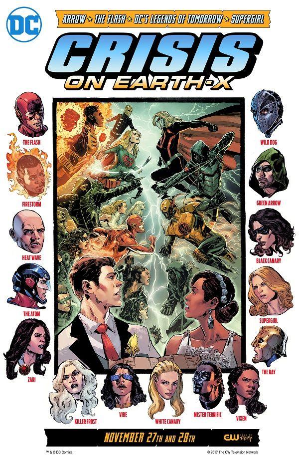 Crossover de The Flash, Arrow, Supergirl e Legends of Tomorrow terá aguardado casamento - Notícias Visto na web - AdoroCinema