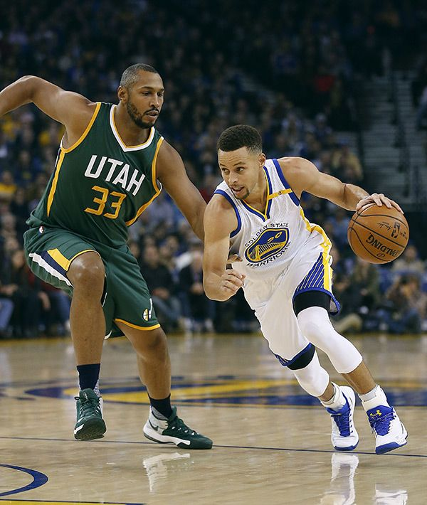 Golden State Warriors Vs. Utah Jazz Game 1 Live Stream: Watch The NBA PlayoffsOnline