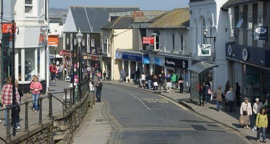 Penzance Market Street, Cornwall #Penzance #LoveCornwall www.visitcornwall.com/places/penzance