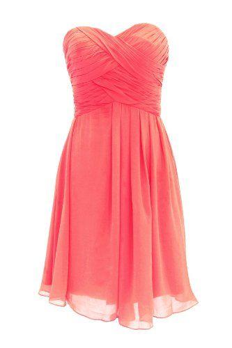 Dressystar Bridesmaid Dress Short Evening Dress for Girls Coral Size 22W Dressystar,http://www.amazon.com/dp/B00GASABJQ/ref=cm_sw_r_pi_dp_PpPSsb0YRFJW8JNA