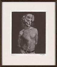 Perotte, Glen: Portrait