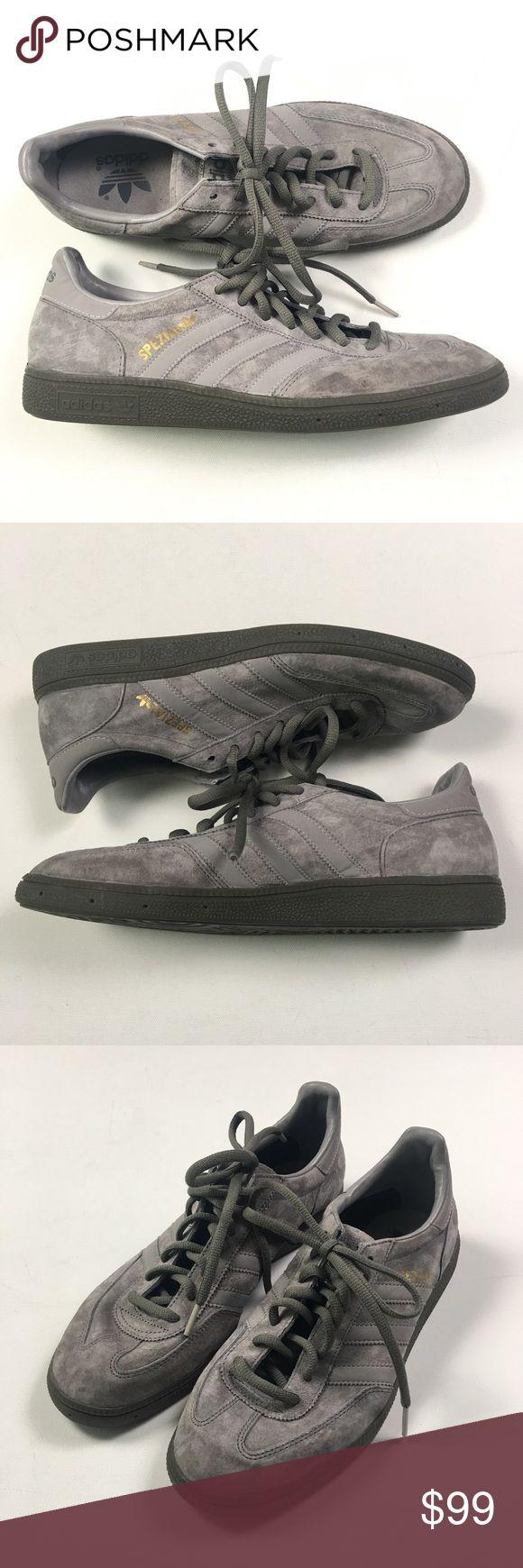Adidas Spezial Grey Sz L8.5 R9.5 Brand new. Size mismatch. adidas Shoes Sneakers