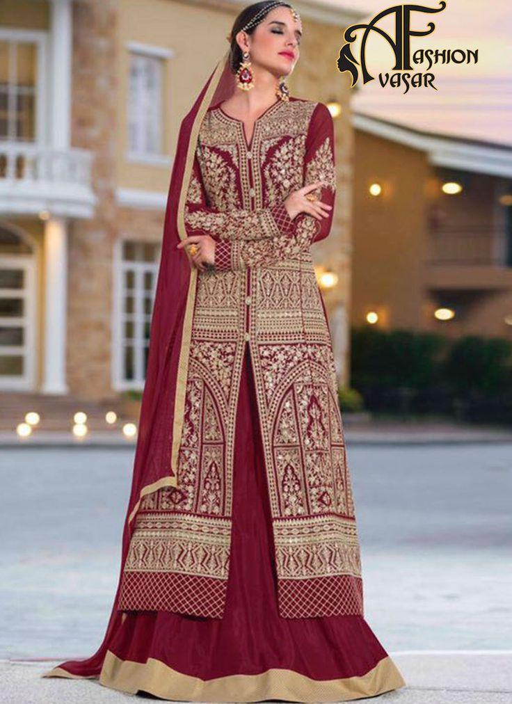 wedding dress for indian bride online. bridal salwar kameez online shopping india, UK. salwar suits for wedding party. wedding salwar suits online shopping.