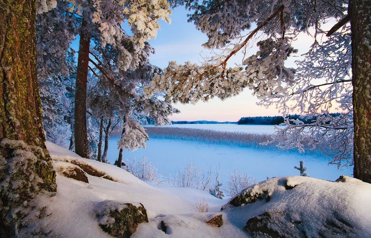 December in Kuopio