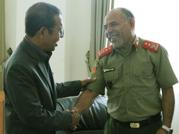 Timor Agora e sempre, pela democracia, pela liberdade