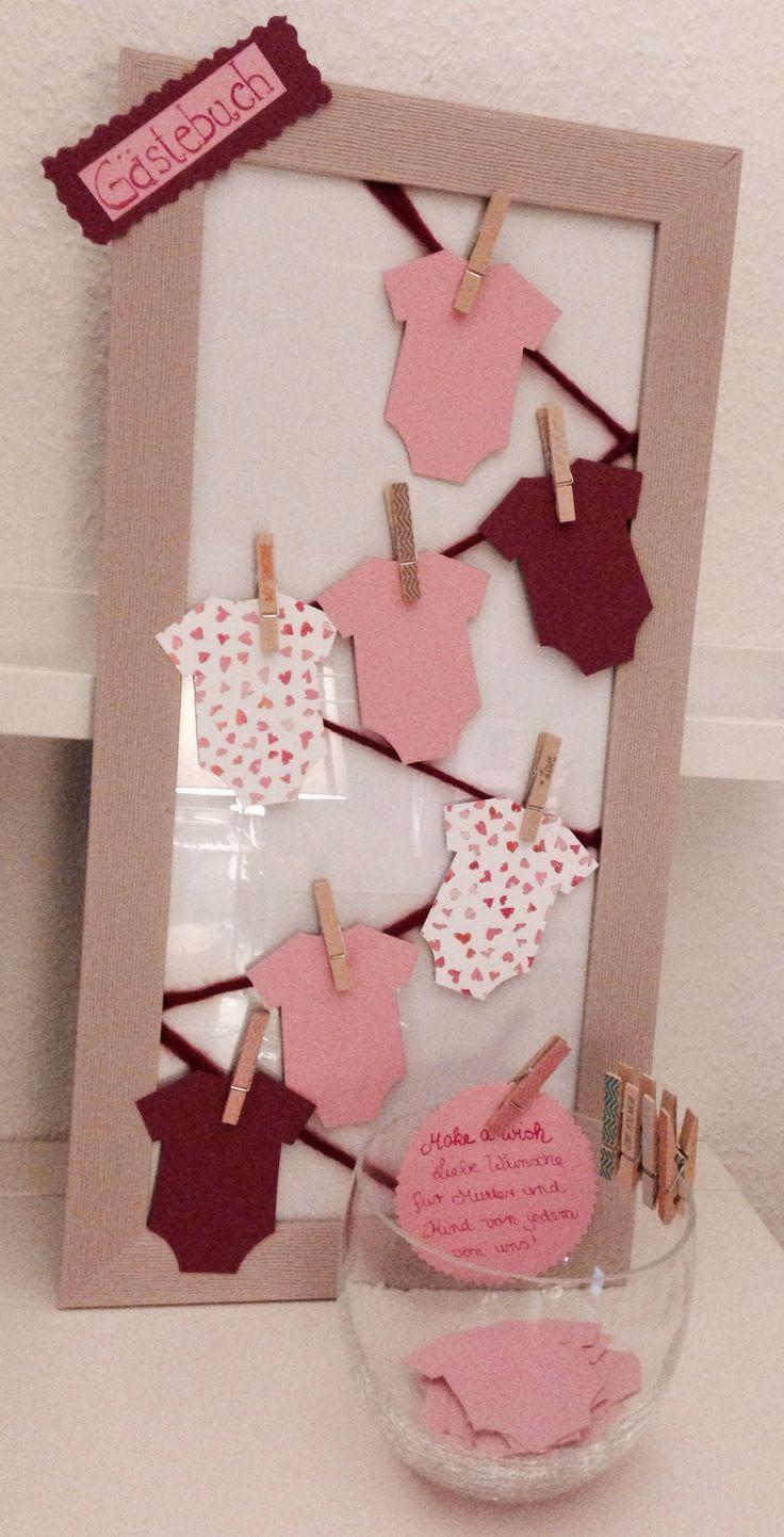 Gästebuch – Baby Party für Lena – #Baby # für # Gästebuch #Lena #Party   – W…