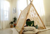 Make Your Own A-Frame Ten: Idea, Plays Tent, Kids Tent, Reading Nooks, Indoor Plays, A Frames, Happy Campers, Diy Projects, Kids Rooms