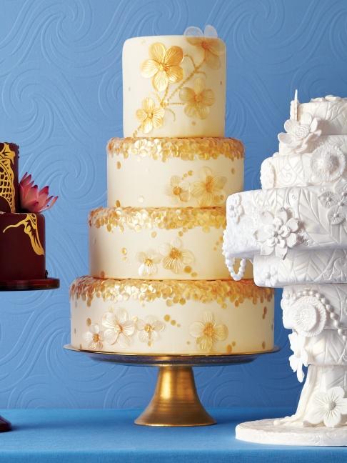 33 best Cakes images on Pinterest | Cake wedding, Fondant cakes and ...