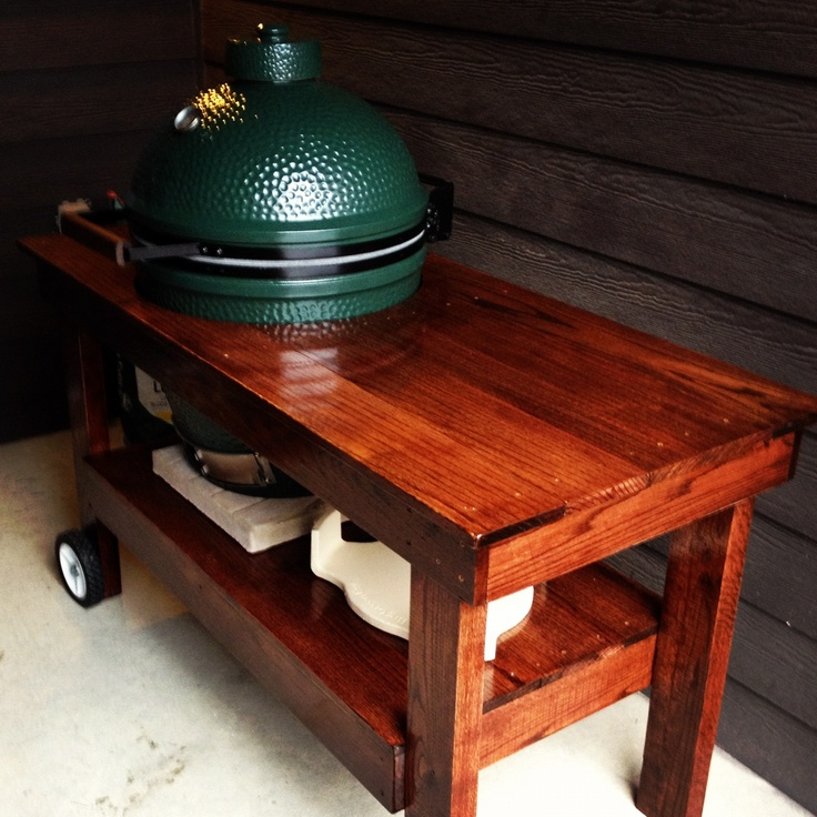 17 Best Images About Kamado Table On Pinterest What Is