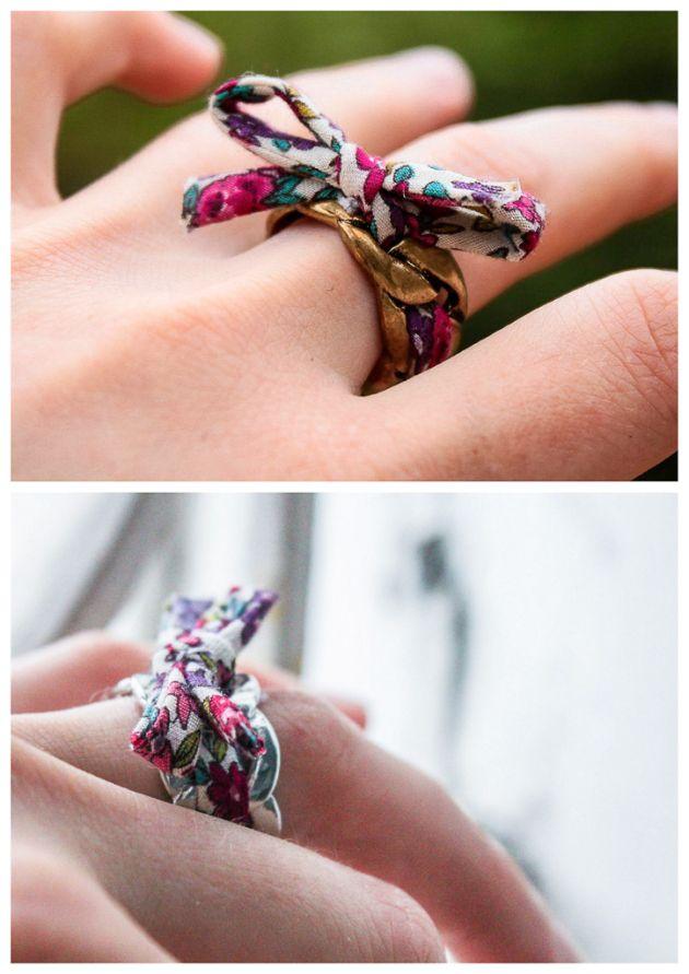 Rings - Ribbon - Liberty - Spring