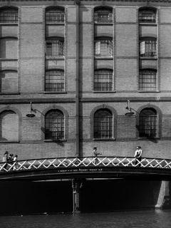 Camden Lock in London, Greater London