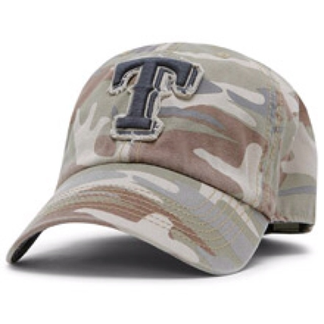 Texas Rangers hat