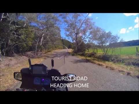 BMW K1100LT Rides 5 Part 2