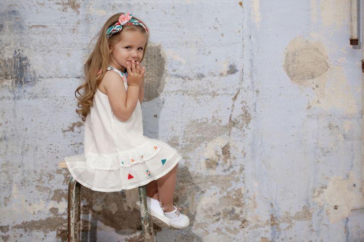 Tiny girl - Beach
