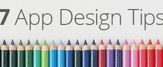 App Design By An Expert: 7 Tips