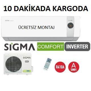 Sigma SGM24INVDMR Comfort A++ Duvar Tipi Klima İKLİMSA