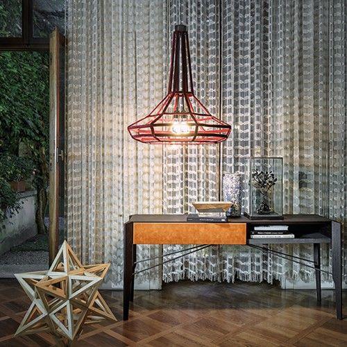 Arketipo Blackout Suspension Lamp