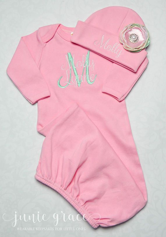 Newborn Girl Coming Home Outfit Newborn Baby Girl Clothes