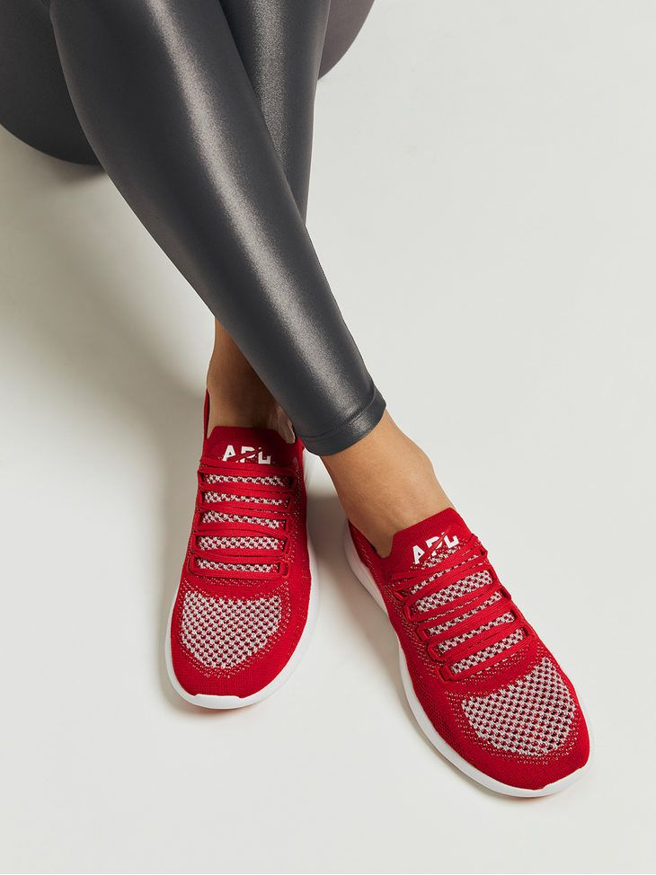 APL Techloom Breeze Red/Metallic silver
