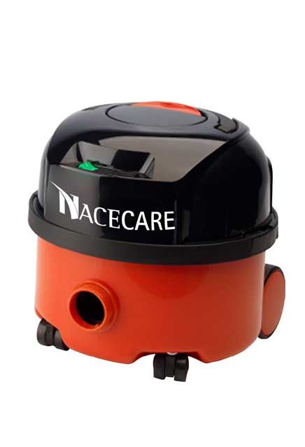 Battery Dry Vacuum NBV: NBV 180 or NBV 220 battery dry vacuum with a run time of 45 minutes