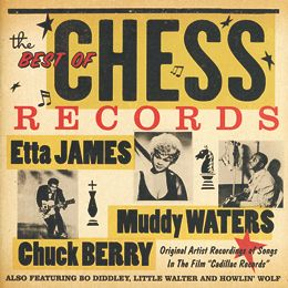 The Best of Chess Records - Chuck Berry, Etta James, Muddy Waters, Little Walter, Howlin' Wolf & Bo Diddley. - Daedalus Books Online