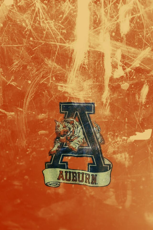 Auburn phone wallpaper