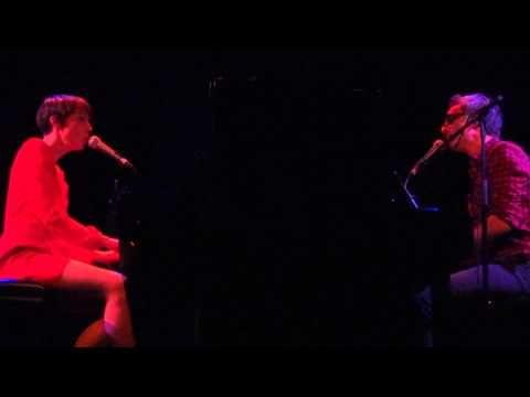 La Javanaise, par Vincent Delerm et Jeanne Cherhal (Live, 2013) - YouTube