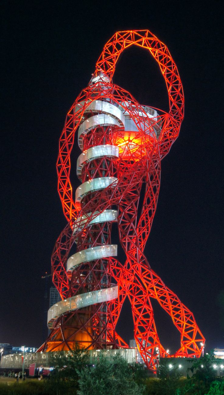 Orbit Tower - London Olympic 2012