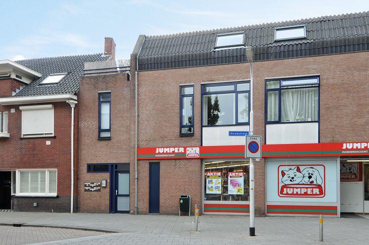 Nieuwstraat 262 te Tilburg