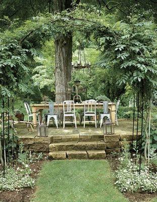 Rustic...If I build it will they come....