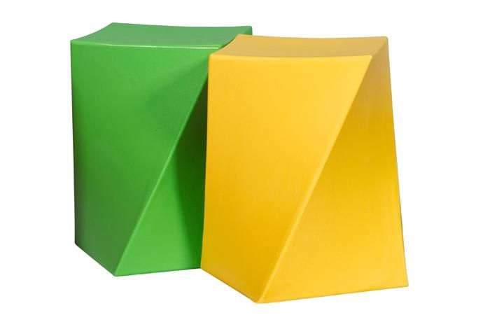 Ziggy | UCI Stool.  Recycled polyethylene. Suitable for indoor or outdoor use. Variety of colour options. uci.com.au