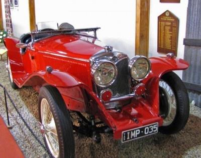 The National Automobile Museum of Tasmania is in Launceston.