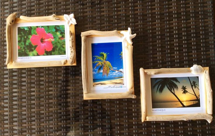 Mini cadres pour postale cartes ou photos