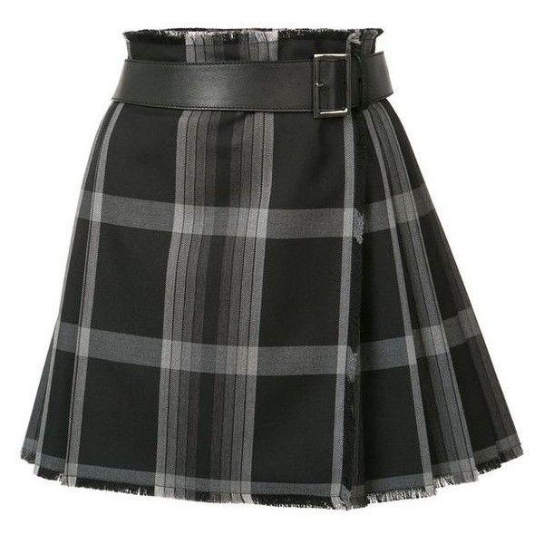 Alexander McQueen short tartan kilt ❤ liked on Polyvore featuring skirts, mini skirts, alexander mcqueen, tartan mini skirts, plaid miniskirts, short plaid mini skirt and short skirts