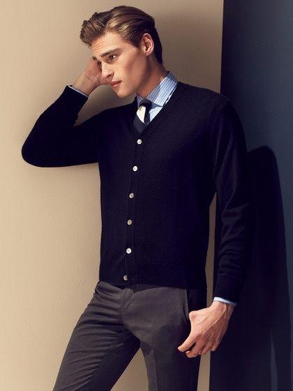 Dressed-up Cardigan