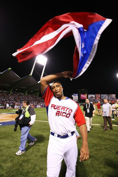 Bernie Williams - World Baseball Classic - Puerto Rico Day 5