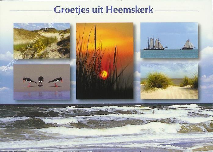2007, Groeten uit Heemskerk, Van der Meulen