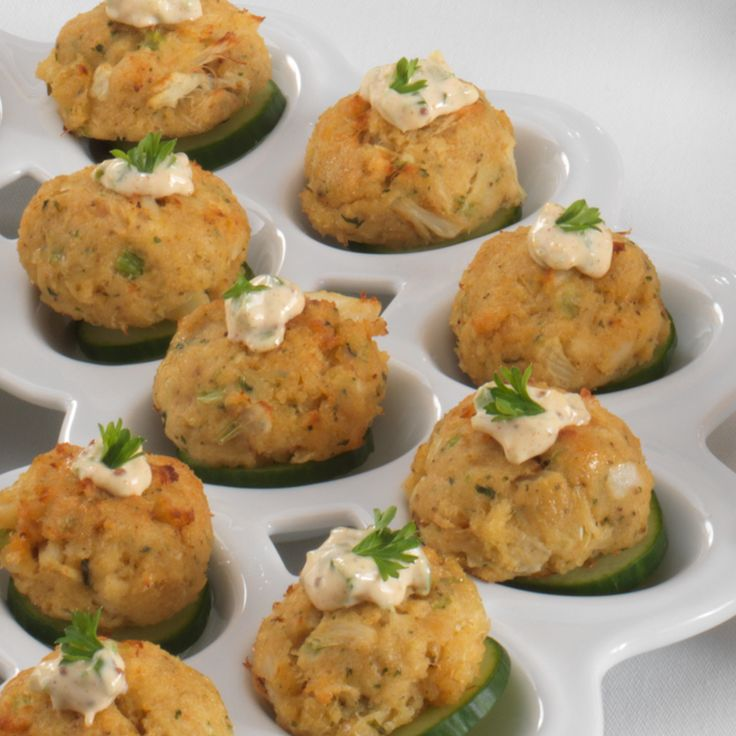 oz.) pkg. Chicken of the Sea Lump Crab Meat 1 Tbsp. Old Bay Crab Cake ...