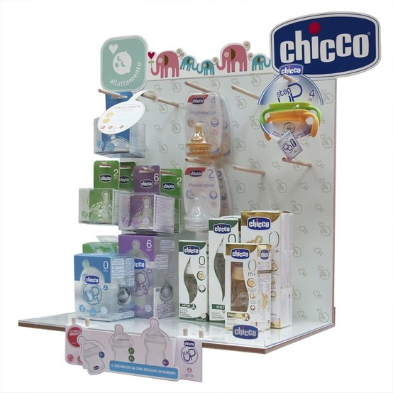 Chicco Scaffale Baby Shop