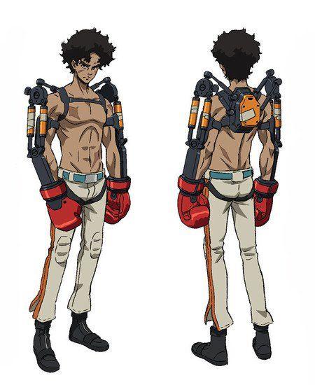 Yoshimasa Hosoya Stars in Megalobox Boxing Anime - News - Anime News Network