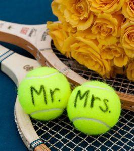 En estos días de deportes y olimpiadas, puede ser un excelente tema para tu boda, hoy te traigo algo lindo para inspirarte a hacer una boda deportiva...